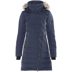 Bergans Bodø Down Coat Damen navy